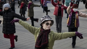 Chinese 'dancing grannies' help out in anti-drugs fight