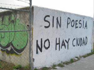 Acción Poética, el fenómeno mural-literario