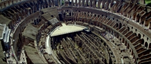 Restoration of the Colosseum