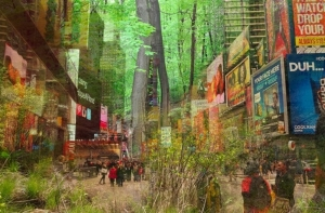 PopUp Forest: Times Square