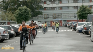 Bicycle courses for a new kind of freedom