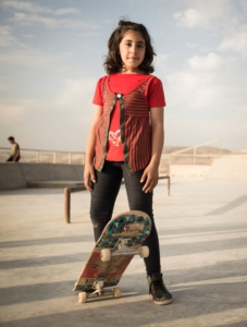 Skateboarding to dissolve barriers between class, race, age and gender