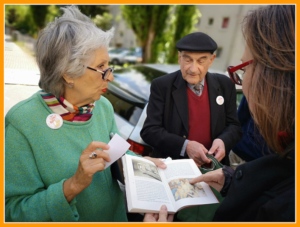 Neighbours keep Jewish history alive in Berlin – Denk mal am Ort