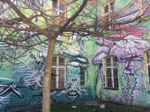 Metelkova: culture took ownership of the urban environment