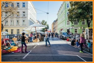 'Wohnstrasse': Taking ownership of the streets in Vienna
