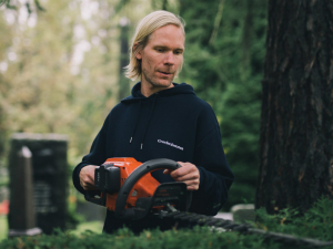 Electrifiying cemeteries in Oslo towards a greener city