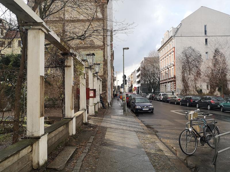 Auguststrasse-Berlin