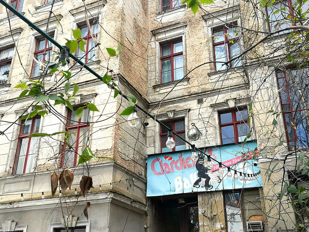 Clärchens Ballhaus comeback in Berlin stands for an inclusive cultural institution