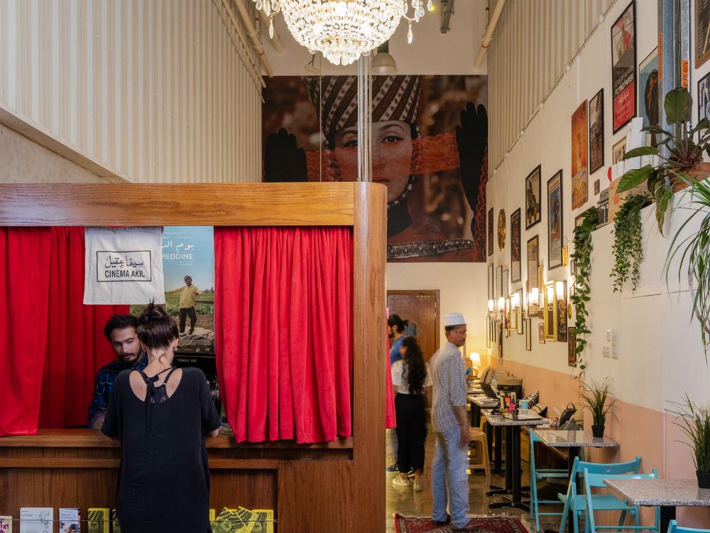 Cinema-Akil-Dubai-city