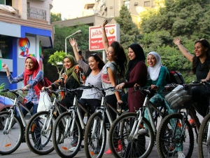 Yallah Cairo girls! A women's empowerment cycle is set in motion