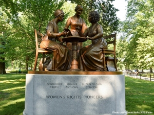 Monumental Women in cities. Untapped women's history