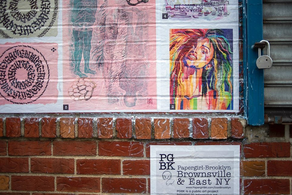 Public-art-for-change-Papergirl-Brooklyn