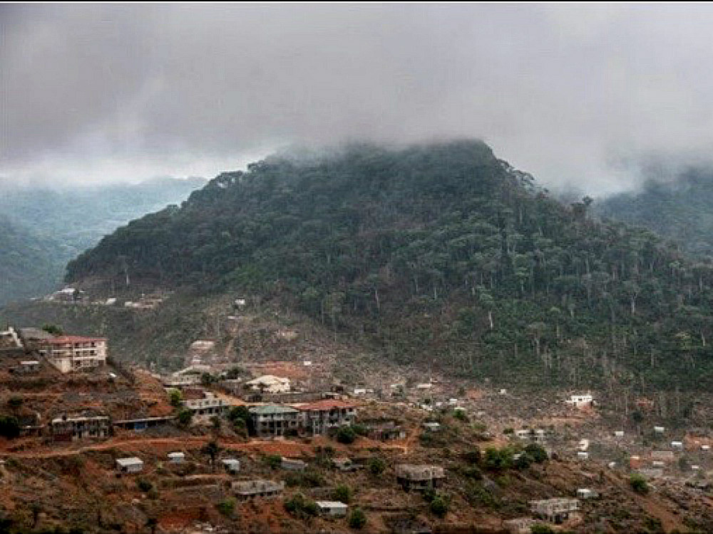 Freetown-Deforestation-climate-change