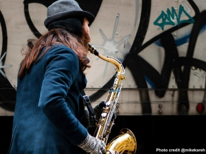 Saving jazz to save the city. From New York to the world