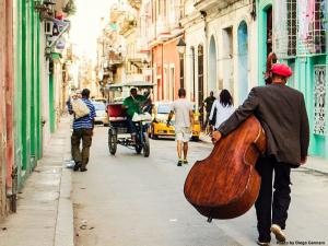 A Jazz Corner to find the beat in Havana