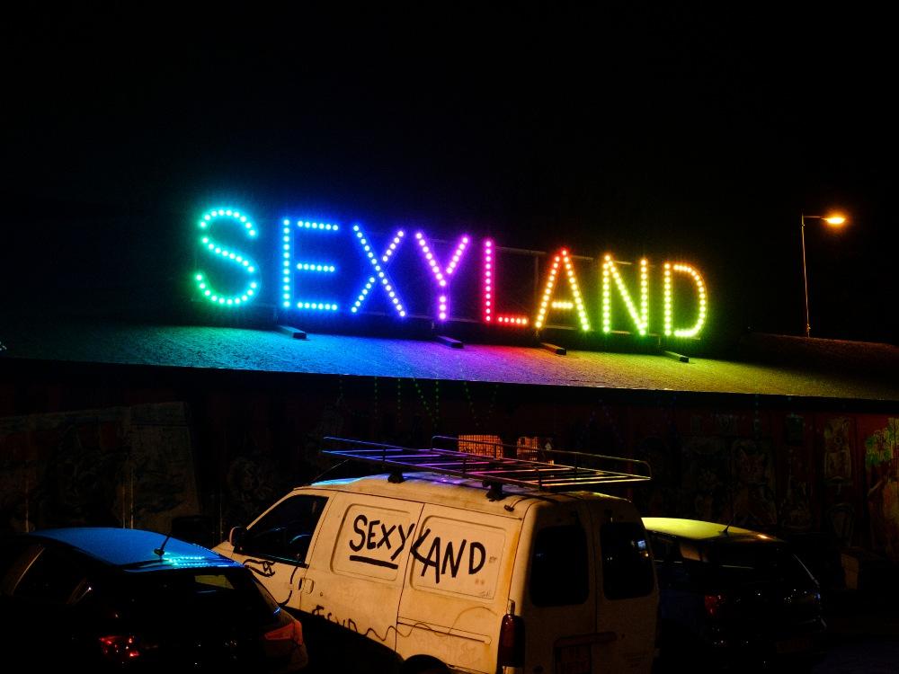 Sexyland-Amsterdam