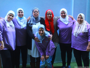 Super Chefs step in for working women in Cairo