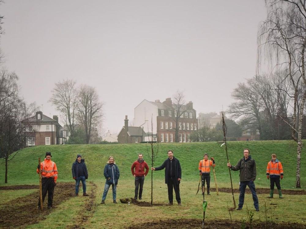 Dream-for-trees-team-London