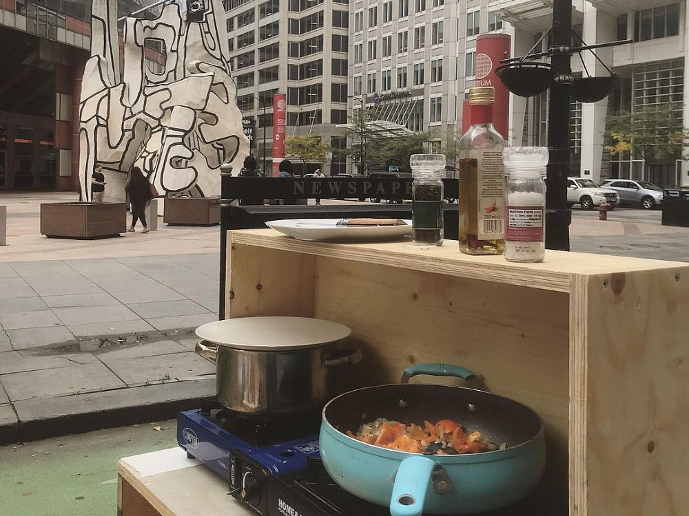 Public-space-use-Downtown-Chicago